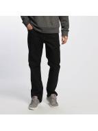 Volcom Straight Fit Jeans Kinkade Denim schwarz