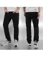 Volcom Straight Fit Jeans Vorta Form Denim svart