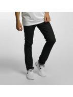 Volcom Vorta Denim Jeans Black Rinser