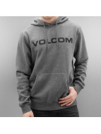Volcom Sweat à capuche Impact gris