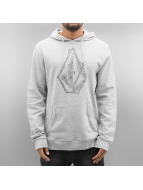 Volcom Sweat à capuche Volcontour Fleece gris