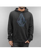 Volcom Sweat à capuche Volcontour Fleece noir