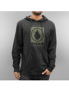 Volcom Sweat à capuche Stone Stamp Fleece noir