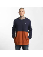 Volcom Sweat & Pull Single Stone Division bleu