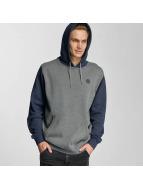 Volcom Sweat capuche Single Color Blocked gris