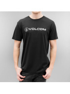 Volcom T-paidat Linoeuro Basic musta