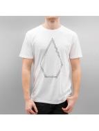 Volcom T-paidat Drew Basic valkoinen