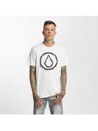 Volcom T-Shirt Sludgestone Basic blanc