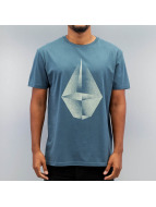 Volcom T-Shirt Shape Shifter blau