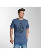 Volcom T-Shirt Creep Stone blau