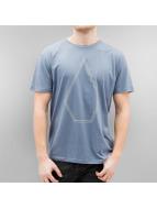 Volcom T-Shirt Drew Basic blau