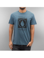 Volcom T-Shirt Stone Stamp blau