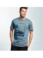 Volcom t-shirt UP Basic blauw