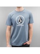 Volcom t-shirt Circlestone Basic blauw