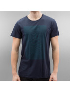 Volcom t-shirt Vibration blauw