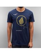 Volcom t-shirt Zineone Lightweight blauw