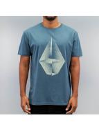 Volcom T-Shirt Shape Shifter bleu