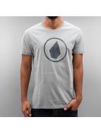 Volcom T-Shirt Zineone gray