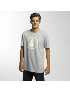 Volcom T-Shirt Burnt Basic gris