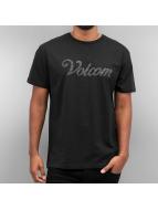 Volcom T-shirt Cycle nero
