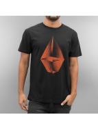 Volcom T-shirt Shape Shifter Basic nero