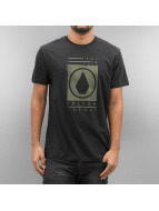 Volcom T-shirt Stone Stamp nero