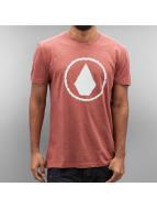 Volcom T-shirt Jag röd