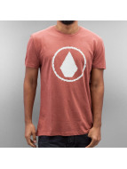 Volcom T-Shirt Jag rouge
