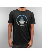 Volcom T-Shirt Canvas Stone schwarz