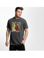 Volcom T-Shirt Scarro schwarz