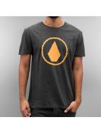 Volcom T-Shirt Jag schwarz