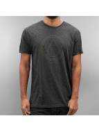 Volcom T-Shirt Pinlinestone schwarz
