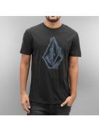 Volcom T-Shirt Volcontour schwarz