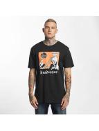 Volcom T-shirt Head Case Basic svart