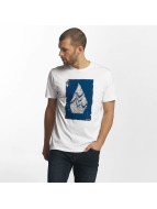 Volcom T-Shirt Disruption Basic weiß