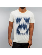 Volcom t-shirt Draining wit