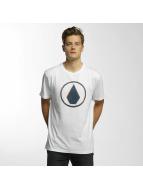 Volcom t-shirt Burnt Basic wit