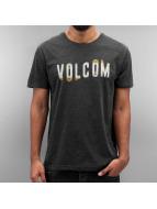 Volcom t-shirt Warble zwart