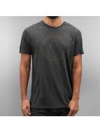 Volcom t-shirt Pinlinestone zwart