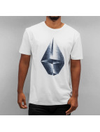 Volcom T-Shirts Shape Shifter beyaz