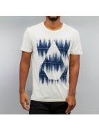 Volcom T-Shirts Draining beyaz
