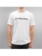Volcom T-Shirts Linoeuro Basic beyaz