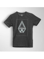 Volcom T-Shirts Concentric Hth sihay
