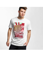 Volcom T-Shirty Wave Basic bialy