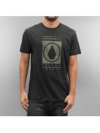 Volcom T-skjorter Stone Stamp svart