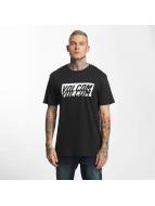 Volcom T-skjorter Chopper Basic svart
