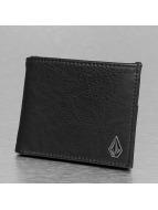 Volcom Wallet Slim Stone black