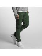 VSCT Clubwear Джинсы прямого покроя Hunter оливковый
