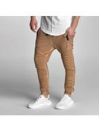 VSCT Clubwear Спортивные брюки Biker бежевый