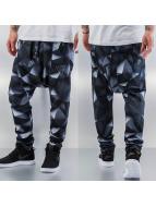 VSCT Clubwear Спортивные брюки 3-D Black Geomatrix черный